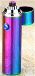 Dual Cross Arc Electric Lighter - Prismatic