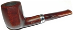 Panel Straight Stem Appia Italian Briar Pipe