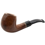 Italian Saddle Stem Briar Pipe