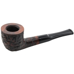 9mm Rusticated Briar Pipe