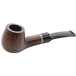 Italian Dark Brown Briar Pipe