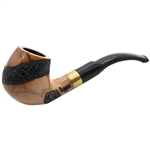 Dapper Olive Wood Pipe