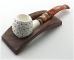1 Pipe Wood Holder