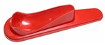 Pipe Holder From France - Red
