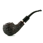 Apple Rustic Briar Pipe
