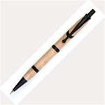 Comfort Pencil - Maple with Ebony Inlay