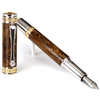 Majestic Fountain Pen - Bocote