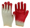 40 pairs Korean RED LATEX PALM COATED STRING KNIT WORK GLOVE