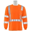 High visible Orange class 3 Long Sleeve
