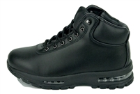 "Sporty air leather 5"" shoes boots"
