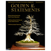 Golden Statements Spring 2016 - Single Issue