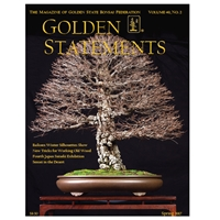 Golden Statements Spring 2017 - Single Issue