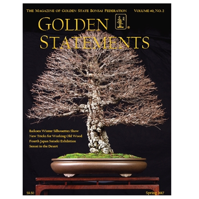 Golden Statements Spring 2017 - Single Issue - FREE DIGITAL DOWNLOAD