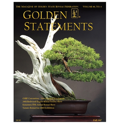 Golden Statements Fall 2017 - Single Issue -  FREE DIGITAL DOWNLOAD