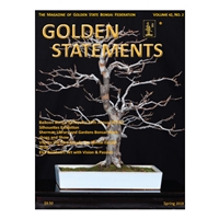 Golden Statements Spring Issue 2019