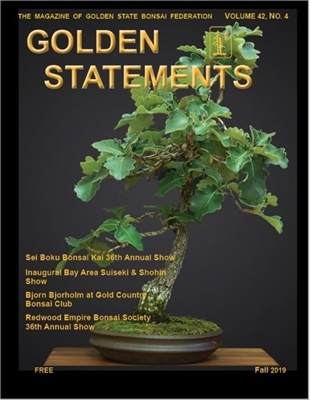 Golden Statements Fall Issue 2019 - FREE DIGITAL DOWNLOAD