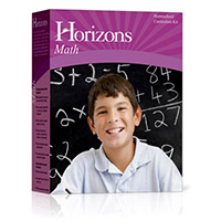 Horizons Math Placement Test
