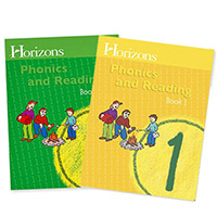 Horizons Phonics and Reading 1st Grade