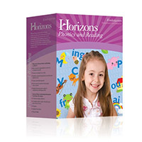 Horizons Phonics and Reading Kindergarten