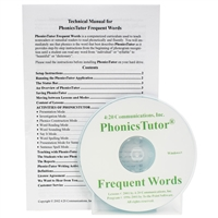 Frequent Words CD-ROM