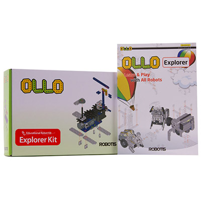 OLLO Explorer Robot Kit