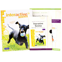 Interactive Science - 1st Grade Homeschool Bundle