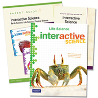 Interactive Science - Life Science Homeschool Bundle Grades 6-8