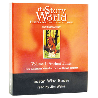 The Story of the World Volume 1 Audio Book