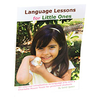 Language Lessons for Little Ones 1