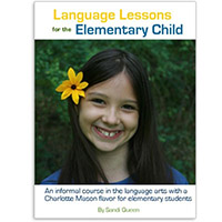 Language Lessons for the Elementary Child 1