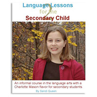 Language Lessons -Secondary Child Vol 2