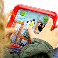 Angry Birds On Top Smart Game
