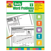 Daily Word Problems Grade 5 Math