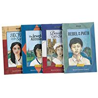 Engaging Thinkers - Set of 4 Historical Novels