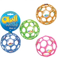 Oball Rattle (Assorted Colors)