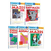 Kumon Mazes - 5 book set