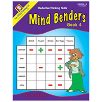 Mind Benders Book 4