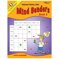 Mind Benders Book 5