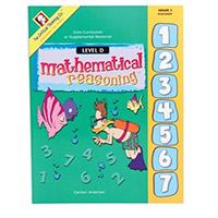 Mathematical Reasoning Level D (Grade 3)