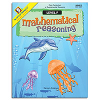 Mathematical Reasoning Level F (Grade 5)