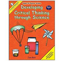 Critical Thinking through Science 1