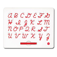Kid-O Cursive A to Z Magnatab Magnetic Writing Tablet