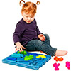 Rubbabu 3D Shape Sorter - Animal Shapes