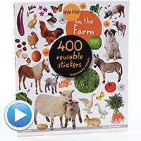Eyelike Stickers: On the Farm