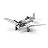 MetalEarth F4U Corsair