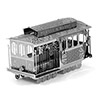 MetalEarth Cable Car