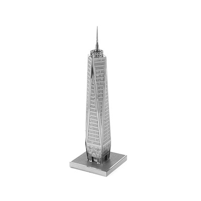 MetalEarth  One World Trade Center