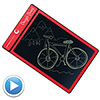 Boogie Board 8.5 eWriter Red