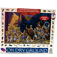 On Dry Ground Pieces of History Puzzle 300 Pc