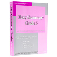 Easy Grammar Grade 5 Teacher's Guide